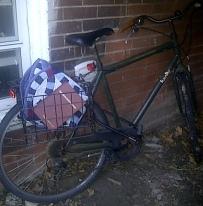 hipster bike