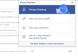Privacy fb