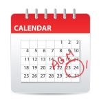 AGM calendar