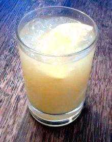 Bolivia cocktail