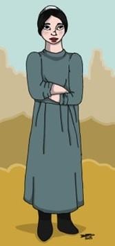 Conservative Mennonite Disney Princess