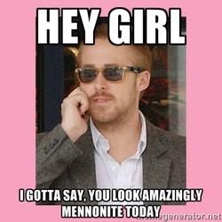 Hey Girl Menno meme