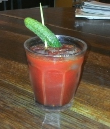 Bloody Martyr Cocktail
