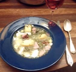 summer borscht