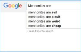 google-evil