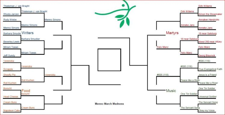 Menno March Madness 2.1